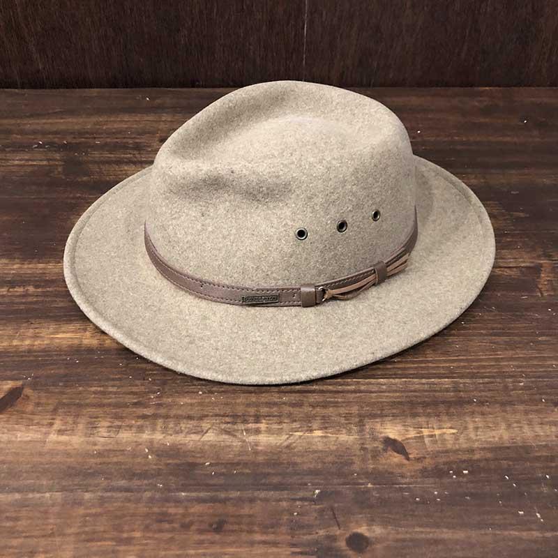 Pendleton Vergin Wool Fedora Hat XL ペンドルトン バージンウール フェドラ ハット 中折れ帽 サイズ X LARGE ビンテージ オリジナル