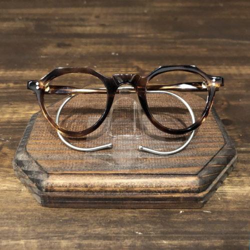 Vintage Glasses French Frame Crown Panto Deadstock ビンテージ フレンチ 眼鏡フレーム クラウンパント デッドストック品