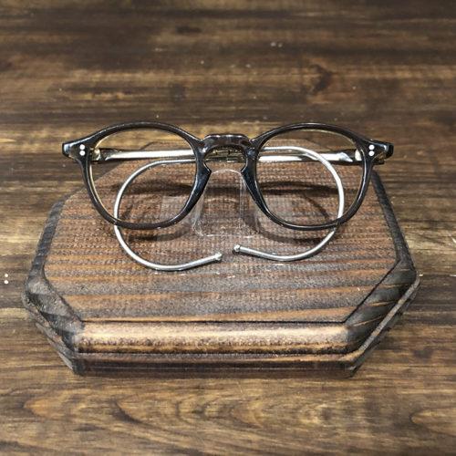 Vintage Glasses French Frame 2Dot Boston Deadstock ビンテージ フレンチ 眼鏡フレーム ボストン パント デッドストック品