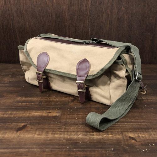 Orvis Trout Tackle Kit Bag Small Mint オービス トラウト タックル キット バッグ スモールサイズ ミントコンディション ビンテージフィッシングバッグ オリジナル品