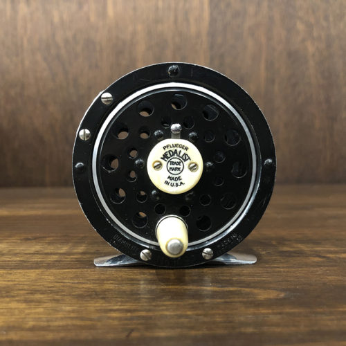 Pflueger Medalist 1492 Fly Reel フルーガー メダリスト1492 スカルプテッドピラーモデル メダリスト最小径モデル フライリール オリジナル ビンテージ