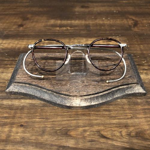 Vintage Glasses French Combi Boston Frame Deadstock ビンテージ フレンチ ボストン ラウンド コンビネーション 眼鏡フレーム デッドストック品