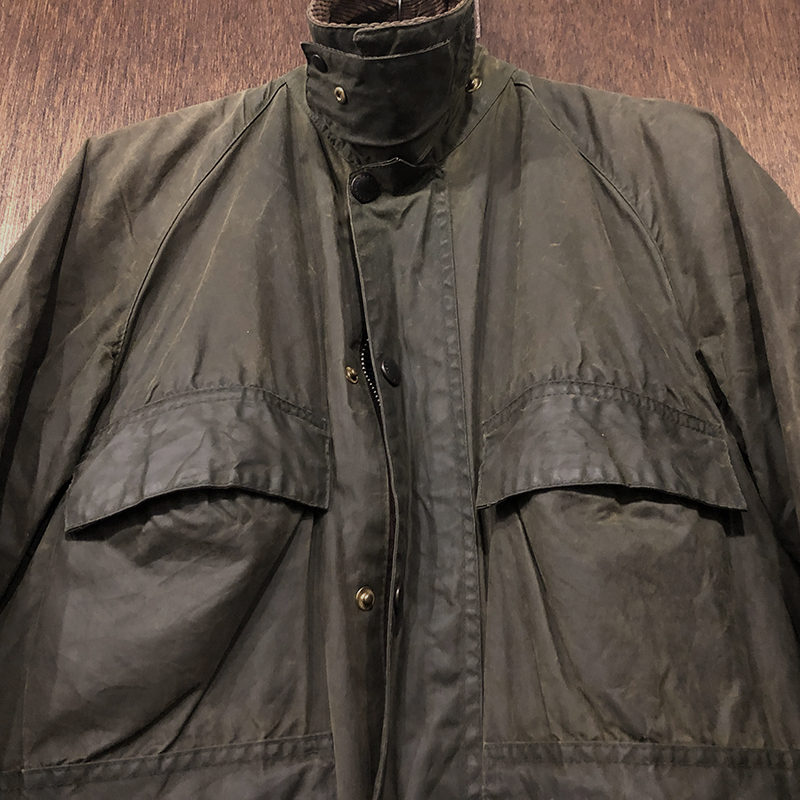 Barbour Bedale 4flap