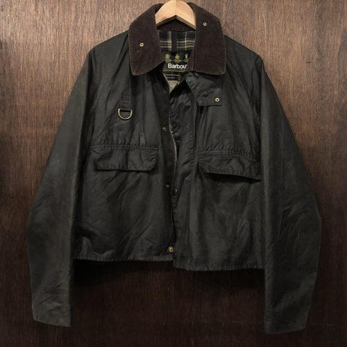Barbour Spey Jacket Large 3warrant バブアー スペイ ジャケット ラージサイズ ビンテージオリジナル 英国製 Made in England