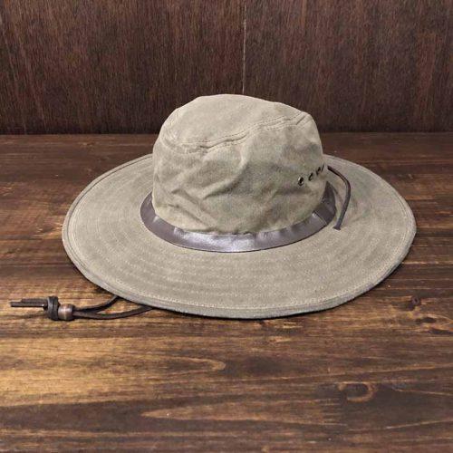 Filson Tin Cloth Bush Hat OT フィルソン ティン クロス ブッシュ ハット オッターグリーンカラー Mサイズ オリジナル
