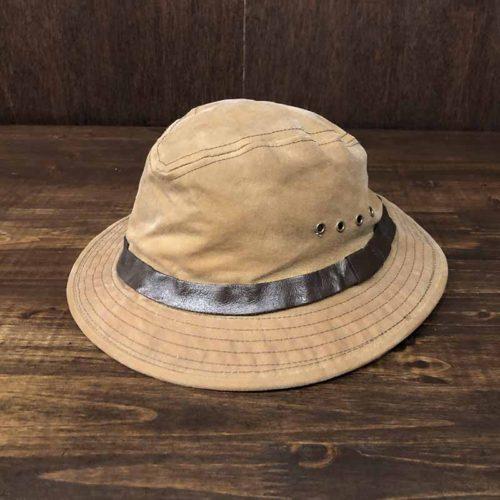 Filson Tin Cloth Packer Hat Tan L フィルソン ティンクロス パッカーハット タンカラー Lサイズ オリジナル ビンテージ