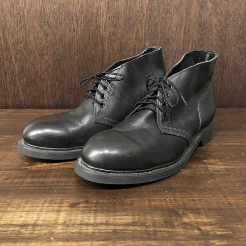 Weinbrenner 1985 US Military Chakka Boots 8-1/2R Deadstock アメリカ軍 ミリタリー ウェインブレナー社 チャッカブーツ デッドストック品 1985年製 オリジナル