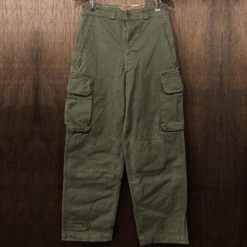 M-47 French Army Trousers Cargo Pants Size 31 フレンチ アーミー トラウザーズ M47 後期 カーゴパンツ オリジナル サイズ31