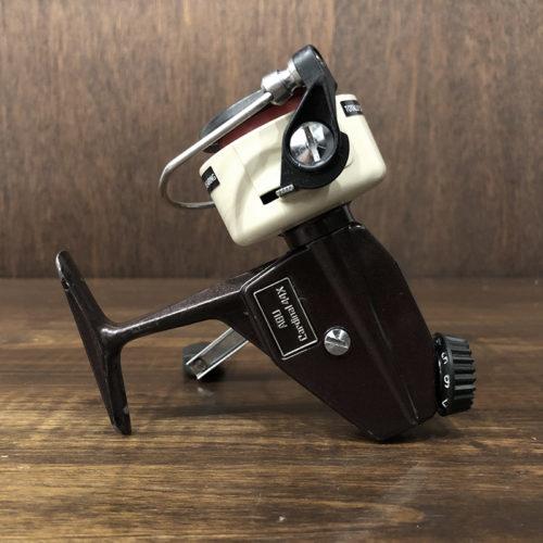 Abu Cardinal 44X Brown Spinning Reel '77 アブ カーディナル 44X ブラウン 稀少モデル スピニングリール オリジナル ビンテージ
