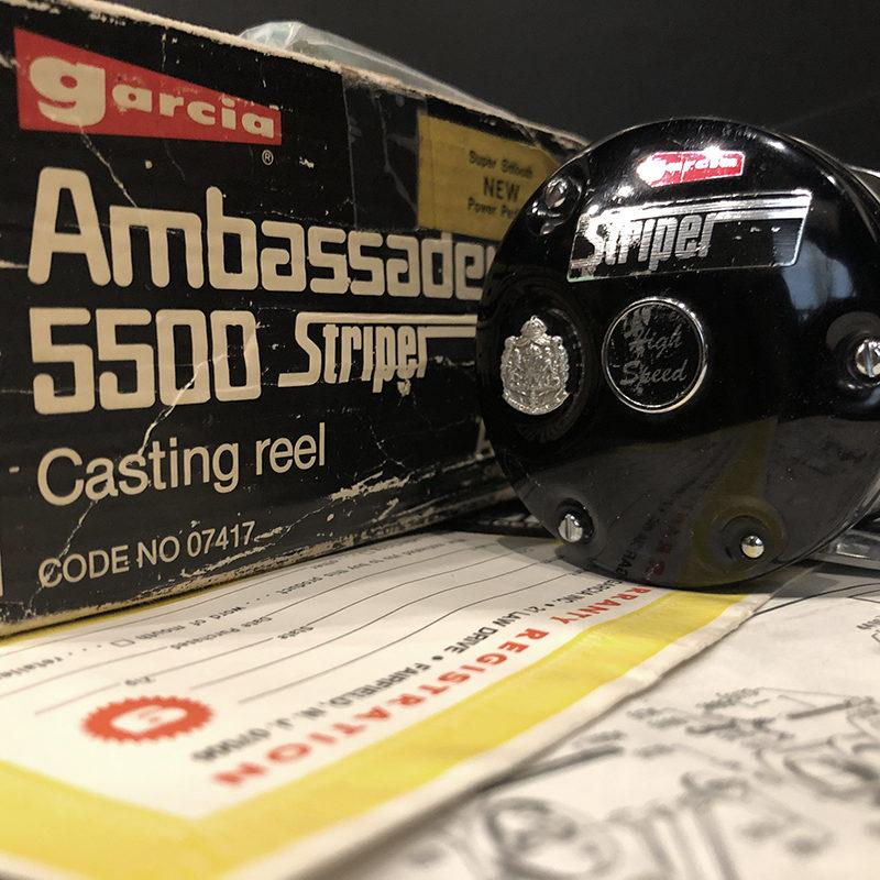 Abu 5500 Striper