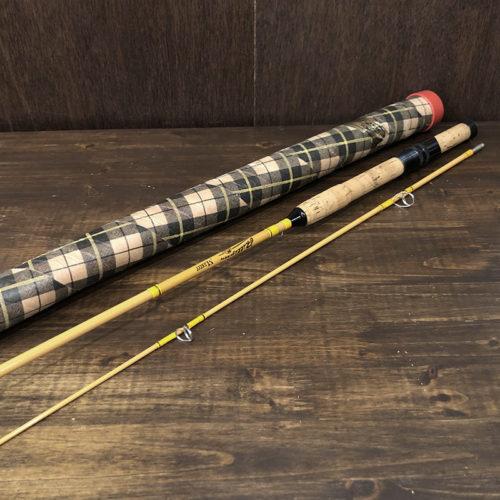 Phillipson Master MS641 6ft/4inch Spinning Glass Rod フィリプソン マスター スピニンググラスロッド ビンテージ チューブケース付 オリジナル