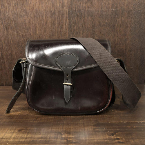 Brady Leather Cartridge Bag 100 Top-grain leather Old ブレディ レザー カートリッジ ケース トップグレインレザー オールド旧モデル