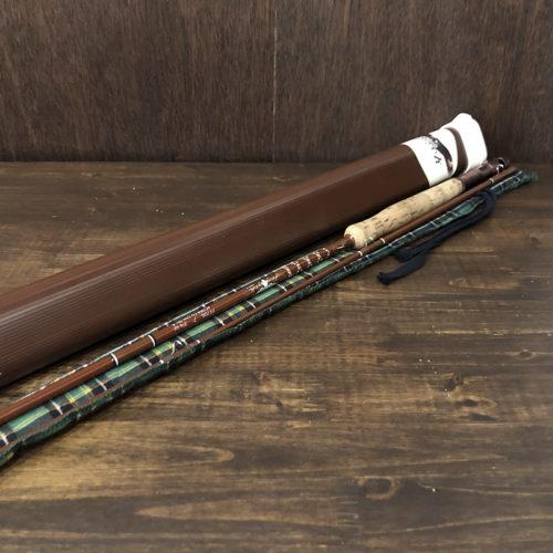 Fenwick FF706 Glass Fly Rod With Case Mint フェンウィック FF706 グラス ビンテージ フライロッド オリジナルケース ロッドソックス ミントコンディション品