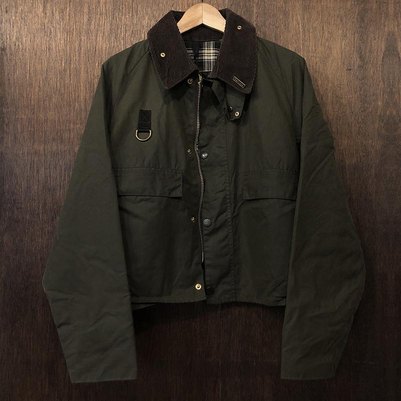 Barbour Spey Jacket 3Warrant Large Mint バブアー 3ワラント スペイ ジャケット ラージサイズ ビンテージオリジナル 英国製 Made in England ミントコンディション