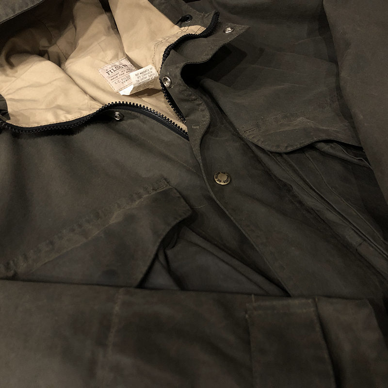 Filson Wading Oiled Jacket