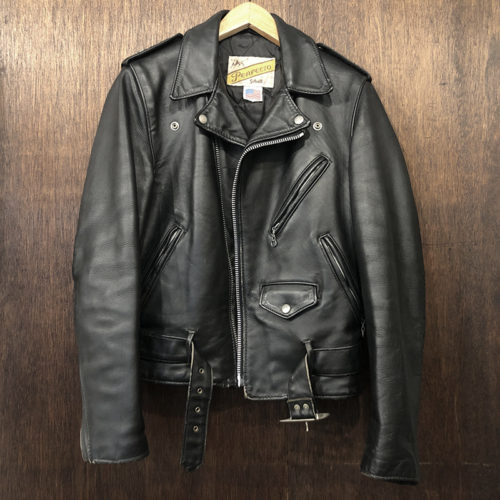 Schott Perfecto 613 One Star Double Riders Jacket Vintage 34 ショット パーフェクト ダブル ライダース ジャケット サイズ34 Made in USA ビンテージ 牛タグ オリジナル