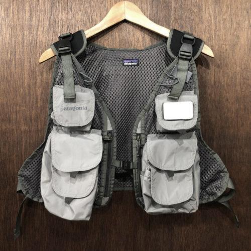 Patagonia Convertible Mesh Vest All Size Mint パタゴニア コンバーチブル メッシュ ベスト オールサイズ ミントコンディデョン