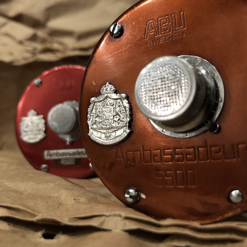 Abu Ambassadeur 5500 Copper