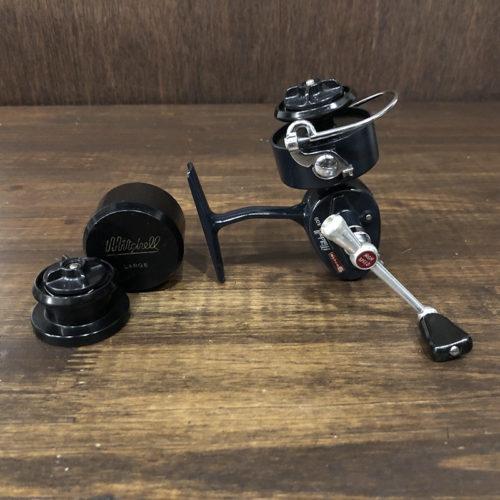 Garcia Mitchell 409 Spinning Reel With Large Arbor Spool ガルシア ミッチェル 409 スピニングリール ビンテージ ラージアーバースペアスプール付属 オリジナル