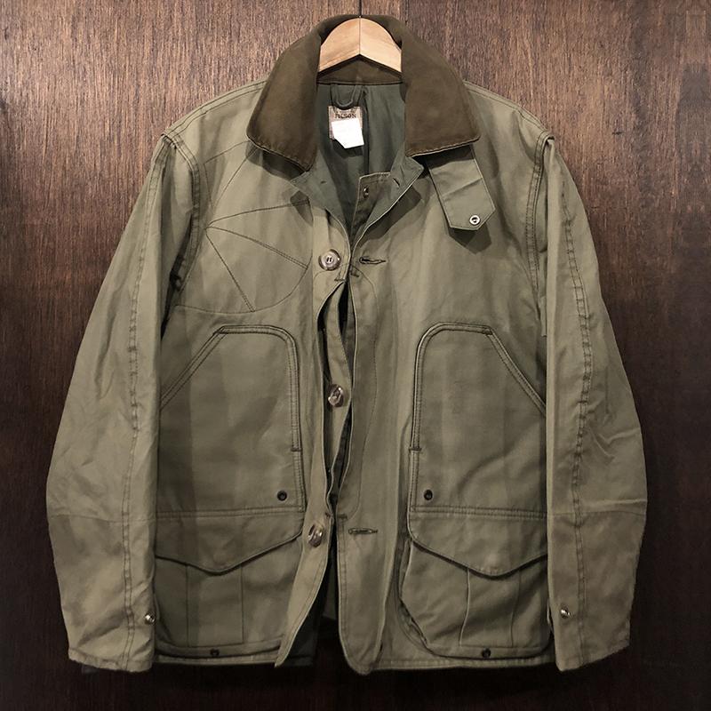 Filson Waterfowl Upland Hunting Jacket OT M フィルソン ウォーターフォウル アップランド ハンティング ジャケットコート ビンテージ オリジナル
