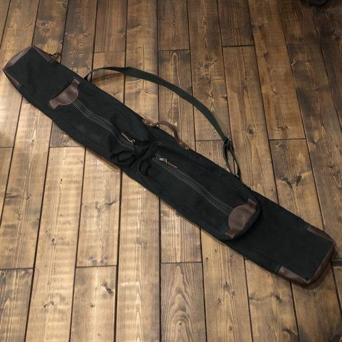 Orvis Battenkill Canvas Leather Rod Travel Bag オービス バテンキル キャンバス レザー ロッド トラベル バッグ オールド