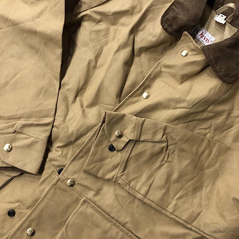 Orvis Paraffin Duck Jacket