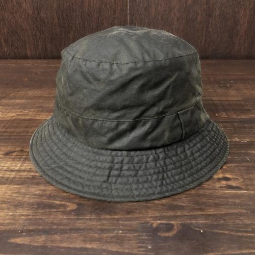 Barbour Wax Sports Bucket Hat Sage L バブアー ワックス スポーツ バケット ハット セージカラー Lサイズ オリジナル ビンテージ