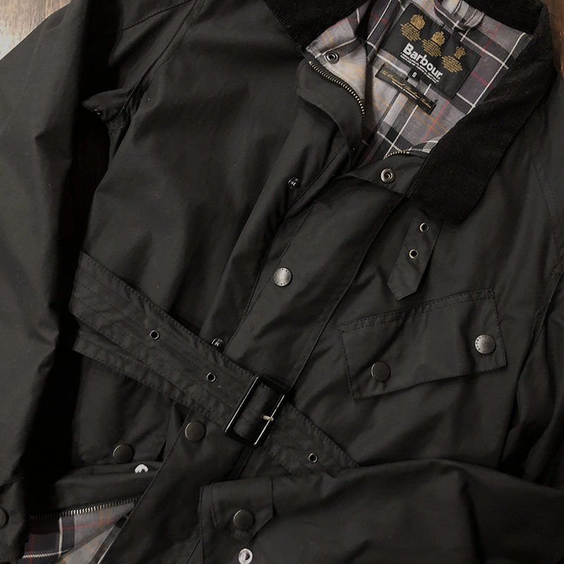 Barbour Outrider Coat