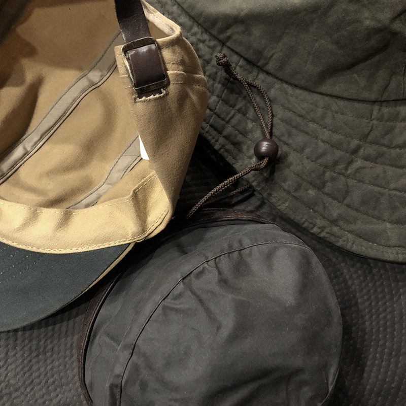 Barbour Filson Hats