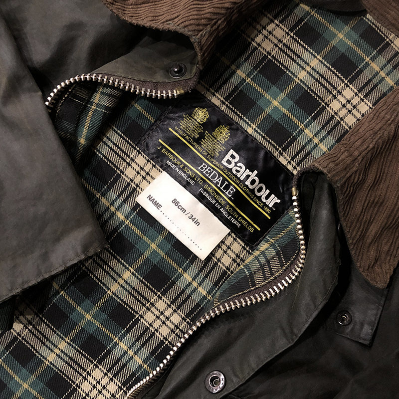Barbour 2Warrant Bedale