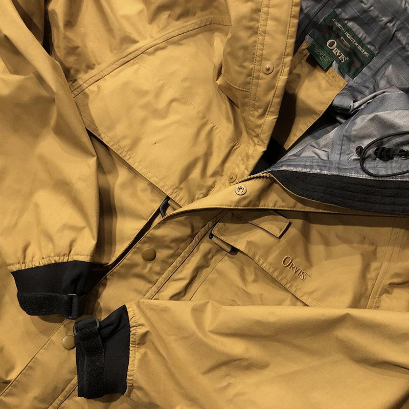 Orvis Gore-Tex Wading Jacket