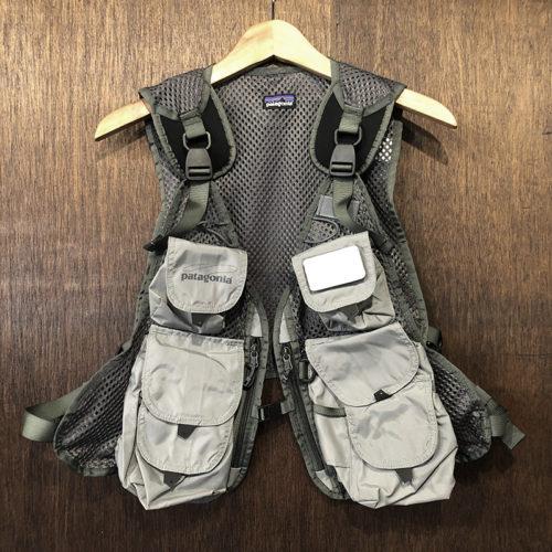 Patagonia Convertible Mesh Vest OneSize Deadstock パタゴニア コンバーチブル メッシュ ベスト フリーサイズ デッドストックコンディデョン