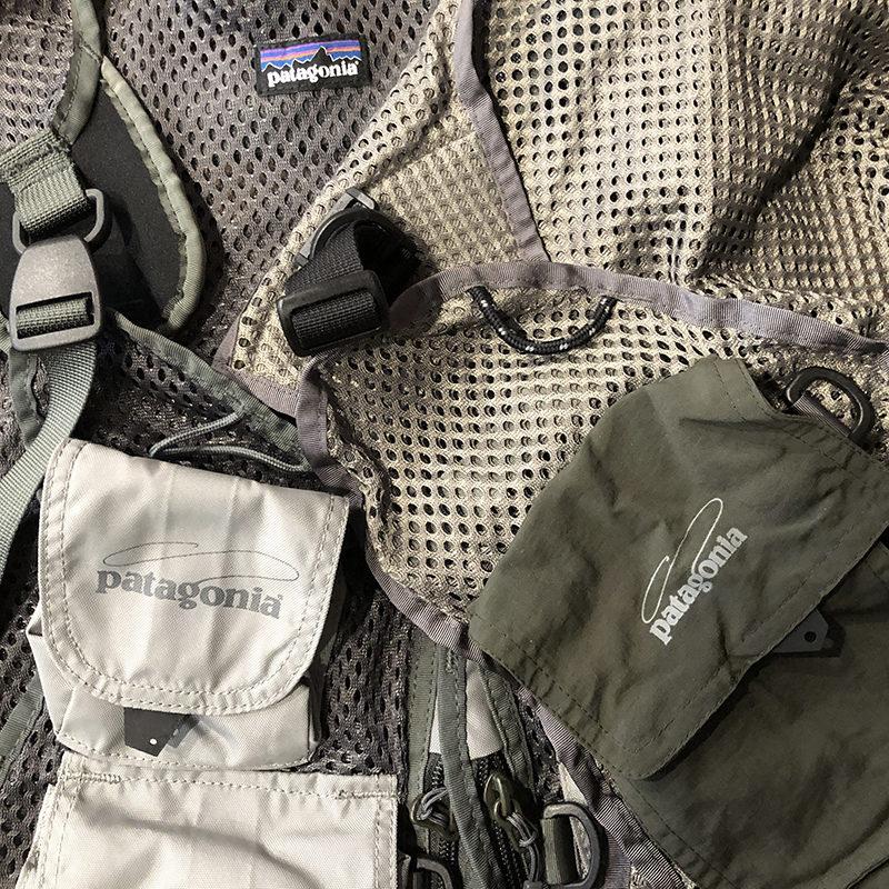 Patagonia Convertible Mesh Vest