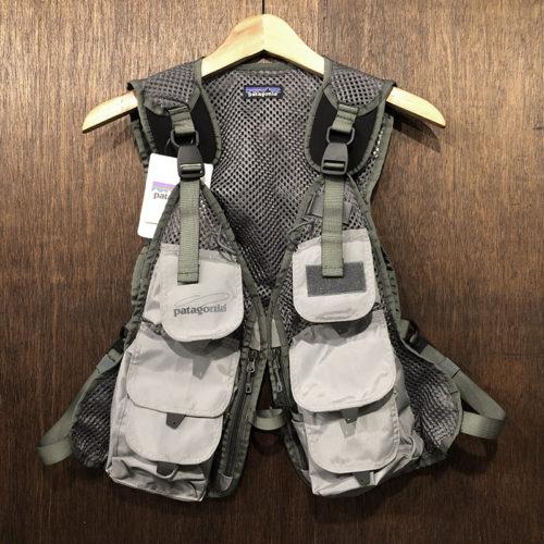Patagonia Convertible Mesh Vest OneSize with Paper Tag Deadstock パタゴニア コンバーチブル メッシュ ベスト フリーサイズ デッドストックコンディデョン