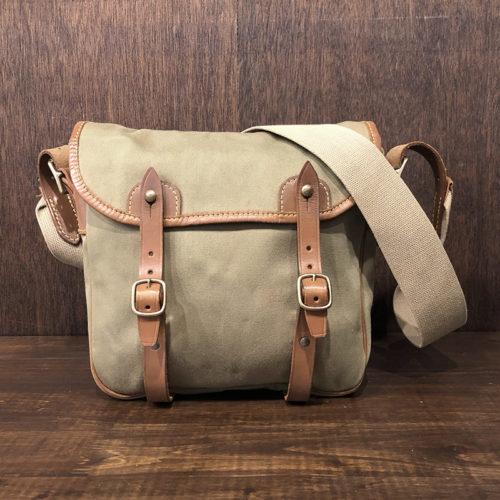 Brady Heavy Twill Classic Shoulder Bag khaki Made in England ブレディ ヘビーツイル キャンバス ショルダーバッグ カーキグリーン 英国製